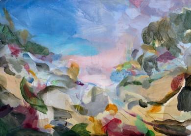 Antes del viaje|PinturadeLuis Kerch| Compra arte en Flecha.es