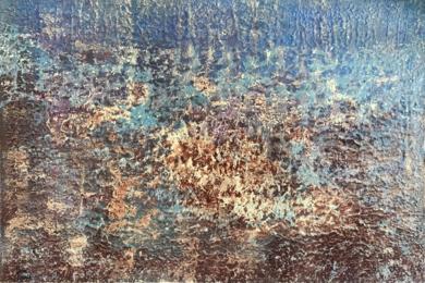 Fondo marino|PinturadeEnric Correa| Compra arte en Flecha.es