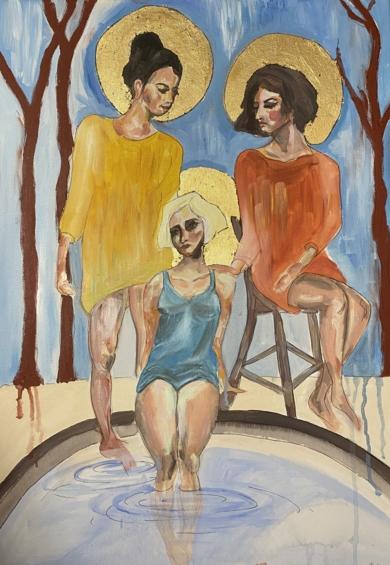 Metamorfosis|PinturadeFederica| Compra arte en Flecha.es