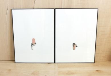 Jugar con el espacio II|CollagedeAdriana Gurumeta| Compra arte en Flecha.es