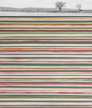 Abstract landscape 13|PinturadeSusana Sancho| Compra arte en Flecha.es
