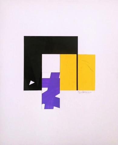 TOKIO II|Collagedealberto latini| Compra arte en Flecha.es