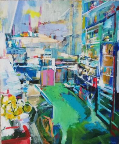Antonio|PinturadeAngeli Rivera| Compra arte en Flecha.es