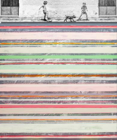 Marcos o el paso del tiempo|PinturadeSusana Sancho| Compra arte en Flecha.es