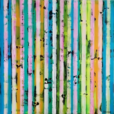 Something wonderful|PinturadeFrancisco Santos| Compra arte en Flecha.es