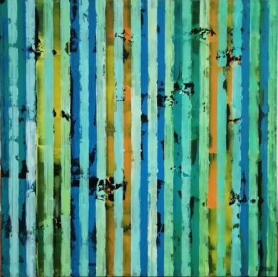 Something wonderful 3|PinturadeFrancisco Santos| Compra arte en Flecha.es