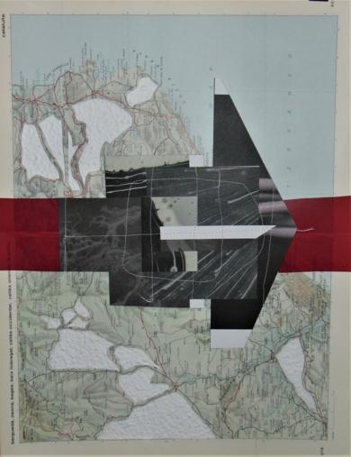 Petroleo 2|CollagedeFabiana Zapata| Compra arte en Flecha.es