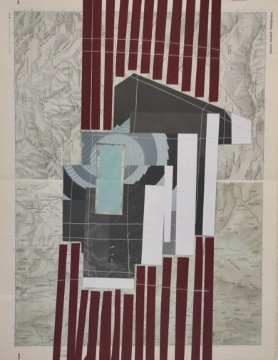 Petroleo 1|CollagedeFabiana Zapata| Compra arte en Flecha.es