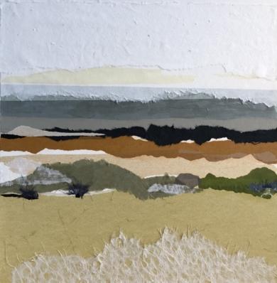 """Naturaleza horizontal III""|CollagedeLeticia González Serrano| Compra arte en Flecha.es"