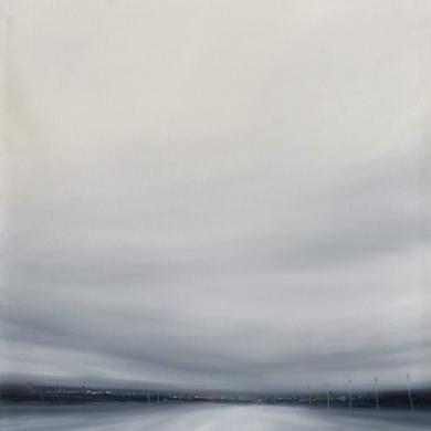 La mancha en blanco|PinturadeDRESU| Compra arte en Flecha.es