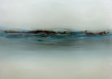 Otro lugar, otro tiempo III|PinturadeEsther Porta| Compra arte en Flecha.es