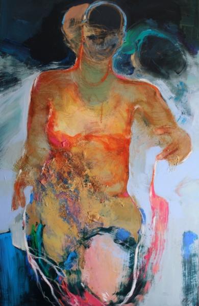 Presence Of Mind  (Presencia de la mente)|PinturadeMagdalena Morey| Compra arte en Flecha.es