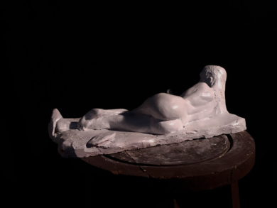 Videochat Caldo EsculturadeDemendoza_sculpture  Compra arte en Flecha.es