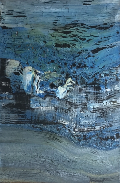 Ondulación|PinturadeEnric Correa| Compra arte en Flecha.es