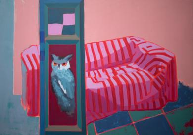 Viriato 61|PinturadeIrene Marzo| Compra arte en Flecha.es