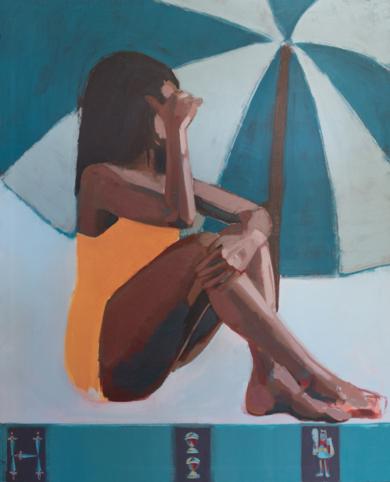 Las siete y media|PinturadeIrene Marzo| Compra arte en Flecha.es