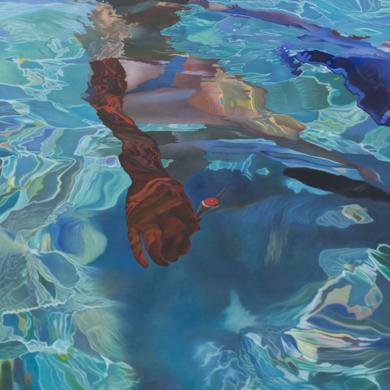 Aphrodita|PinturadeJosep Moncada| Compra arte en Flecha.es