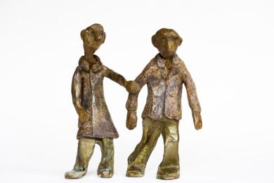 Toda una vida|EsculturadeAna Valenciano| Compra arte en Flecha.es