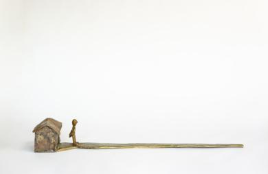 Camino nº 2|EsculturadeAna Valenciano| Compra arte en Flecha.es