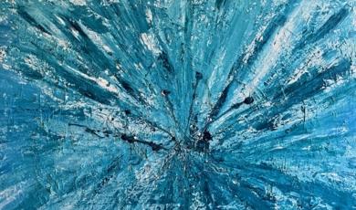 CATARSIS|PinturadeALFREDO MOLERO DOVAL| Compra arte en Flecha.es