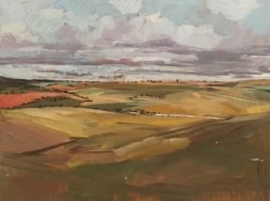 Tierras|PinturadeCarmen Campos-Guereta| Compra arte en Flecha.es