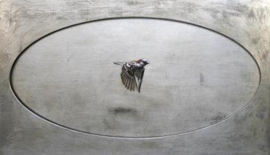 Low fligth|PinturadeEnrique González| Compra arte en Flecha.es