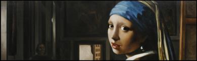 Vermeer & Velázquez|PinturadeEnrique González| Compra arte en Flecha.es