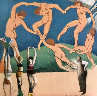 Fragmentos I|CollagedeMenchu Uroz| Compra arte en Flecha.es