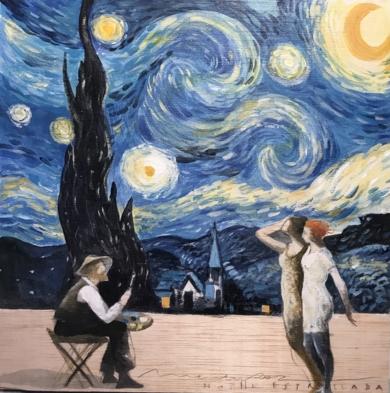 Grandes ideas|CollagedeMenchu Uroz| Compra arte en Flecha.es