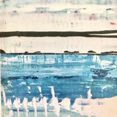 MARES 6|PinturadeErika Nolte| Compra arte en Flecha.es