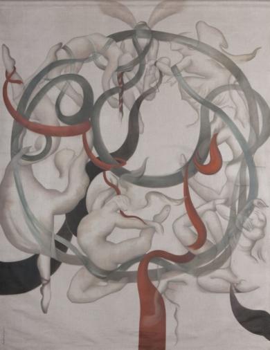 Ascension|DibujodeVerónica Bustamante Loring| Compra arte en Flecha.es