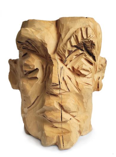 Hombre 2|EsculturadeOlga Cáceres| Compra arte en Flecha.es