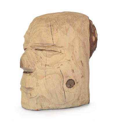 Hombre indio|EsculturadeOlga Cáceres| Compra arte en Flecha.es