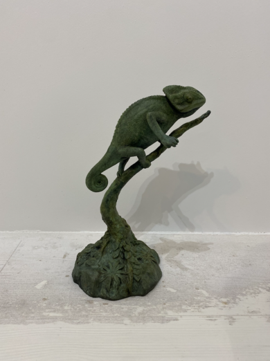 Camaleón|EsculturadeCristóbal| Compra arte en Flecha.es