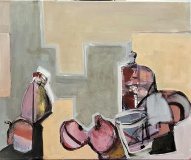 Bodegón|PinturadeOscar Leonor| Compra arte en Flecha.es