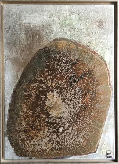 Amatista dorada|PinturadeEnric Correa| Compra arte en Flecha.es