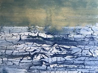 Deshielo II|PinturadeEnric Correa| Compra arte en Flecha.es