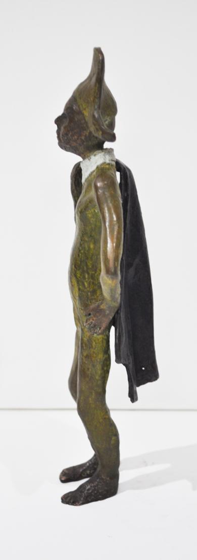 Saltimbanquis IV|EsculturadeJenifer Carey| Compra arte en Flecha.es