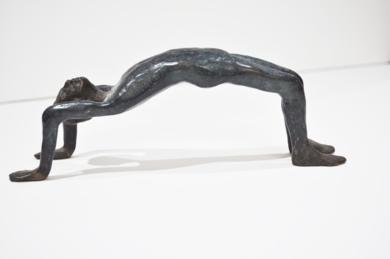 Saltimbanqui VI|EsculturadeJenifer Carey| Compra arte en Flecha.es