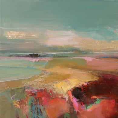 Soft Sand|PinturadeMagdalena Morey| Compra arte en Flecha.es