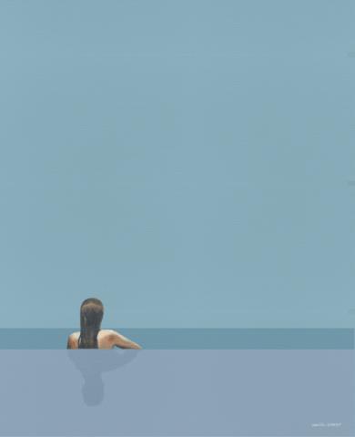 """Infinite""|PinturadeDaniel Gibert| Compra arte en Flecha.es"