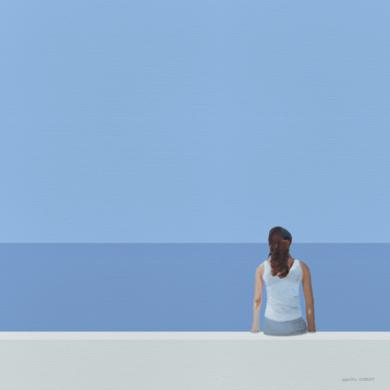 """Eternity""|PinturadeDaniel Gibert| Compra arte en Flecha.es"