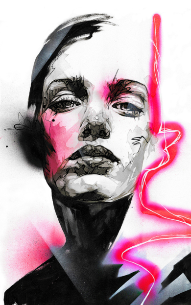 HER|DibujodeIvory| Compra arte en Flecha.es