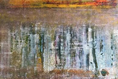 Estrato geológico|PinturadeEnric Correa| Compra arte en Flecha.es
