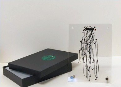 Famadihana|CollagedeJavier Pulido| Compra arte en Flecha.es