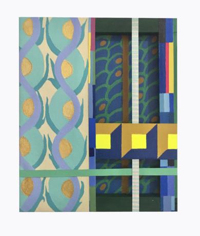 Sin título 3. Serie Another approach to non painting|PinturadeDi.V| Compra arte en Flecha.es
