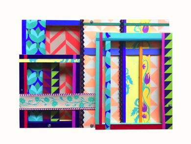 Sin título 6. Serie Another approach to non painting.|PinturadeDi.V| Compra arte en Flecha.es