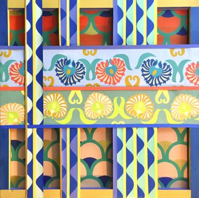 Sin título 7. Serie Another approach to non painting|PinturadeDi.V| Compra arte en Flecha.es