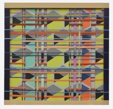 Sin títlo 10. Serie Approach to non painting.|PinturadeDi.V| Compra arte en Flecha.es
