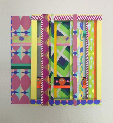Sin título 5. Serie Another approach to non painting|PinturadeDi.V| Compra arte en Flecha.es
